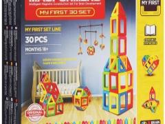 Pereka magnetik untuk kanak-kanak dari 5 tahun: jenis dan nuansa pilihan