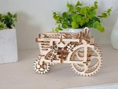 Ciri-ciri pembina mekanikal kayu