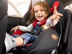 สถานที่ที่ปลอดภัยที่สุดในรถสำหรับที่นั่งสำหรับเด็กคืออะไร