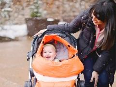 Quando può un bambino essere trapiantato su un passeggino?