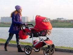 Kereta bayi untuk bayi: ranking model terbaik