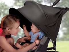 Visiera su una carrozza: le sottigliezze della scelta della protezione dal sole