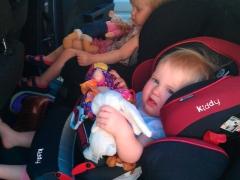 เลือกที่นั่งรถ kiddy