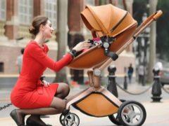 Hot Mom strollers: vantaggi e panoramica della gamma