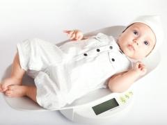 Ciri-ciri janin yang besar dan ringan semasa mengandung dan melahirkan anak