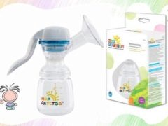 Breastpumps World of Childhood: คุณลักษณะของผลิตภัณฑ์และรายละเอียดปลีกย่อยของการใช้งาน