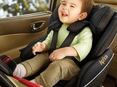 Kerusi kereta Aprica: model dan ciri-ciri mereka