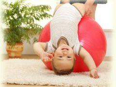 Ginnastica per bambini da 1 a 2 anni: esercizi efficaci