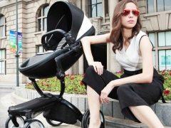 Caratteristiche e caratteristiche della scelta di passeggini Doux Bebe