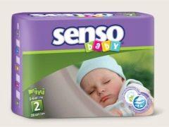 Caratteristiche dei pannolini Senso Baby