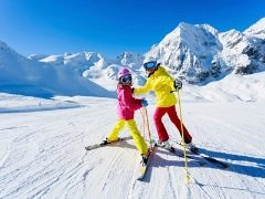 Come scegliere uno sci per bambini?