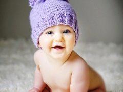 Wanneer begint een kind bewust te glimlachen?