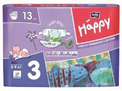 Pannolini Bella Baby Happy: caratteristiche e caratteristiche della scelta