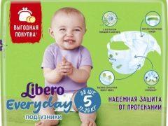 Pannolini Libero: caratteristiche e tipi