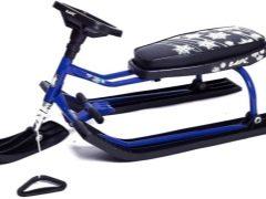 Snow-scooter: tipi e migliori modelli