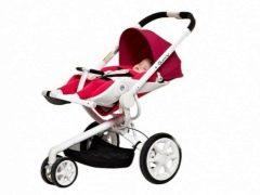 Kereta bayi Quinny: pelbagai model dan tips untuk dipilih