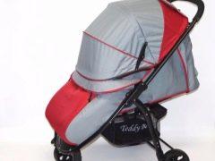 Pelbagai model dan ciri-ciri kerusi roda Teddy Bear