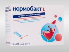 Normobact L voor kinderen: instructies voor gebruik