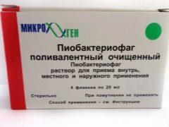 Pyobacteriophages per bambini: istruzioni per l'uso