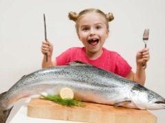 איזה דג טוב לילדים ואיך לבשל אותו?