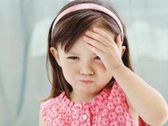 Cefalea psicosomatica nei bambini e negli adulti
