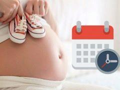 Matching weken tot zwangerschap en trimester