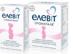 Elevit voor zwangere vrouwen: instructies voor gebruik