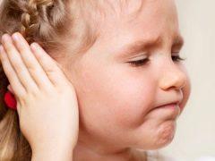 Ciri-ciri rawatan otitis media pada kanak-kanak di rumah
