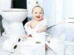 Waarom eet een kind papier en hoe kan hij het eraf halen?