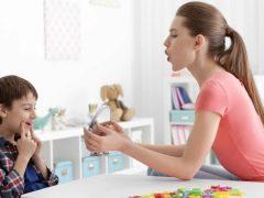 Wazige dysartrie bij kinderen