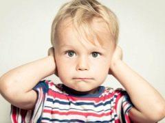 Oordop bij kinderen: functies en verwijdering thuis
