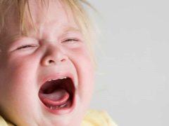 การโจมตีทางเดินหายใจอารมณ์ในเด็ก
