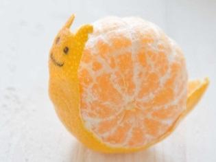 Siput Mandarin