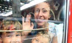 Călătoria de vară cu trenul pentru copii va fi mai ieftină