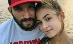 Așteptată alegere: jucătorul de hochei Alexander Ovechkin și soția sa, Anastasia Shubskaya, se pregătesc pentru nașterea primului lor copil