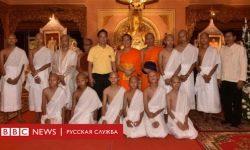 Elevii școlii thailandeze care au fost salvați din peșteră au devenit călugări la mănăstire