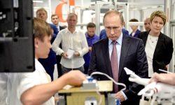 Ideile copiilor vor ajuta adulții: Putin a ordonat să ia în considerare cele mai bune oferte de geeks