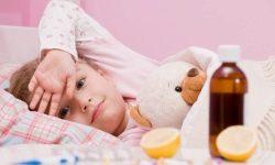 Ministerul Sănătății a spus ceea ce părinții nu ar trebui să facă dacă copilul este bolnav de gripă