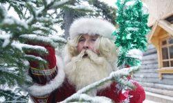 Oamenii de știință estimează cât de repede Moș Crăciun se mișcă în țară