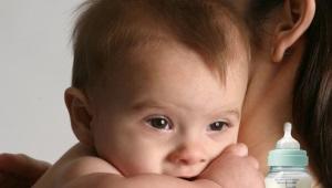 Allergia alla miscela nei neonati