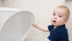 Incontinentie bij kinderen - encopresis