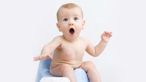 Constipation chez le nourrisson