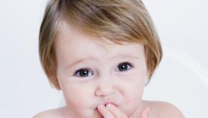 Vomito in un bambino senza febbre