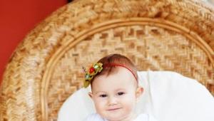 Desenvolvimento infantil aos 8 meses