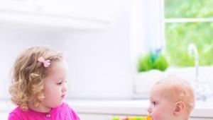 Op welke leeftijd kan er yoghurt aan kinderen worden gegeven en hoe moet dit worden bereid?