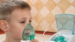 น้ำเกลือทางกายภาพสำหรับการสูดดมของเด็ก