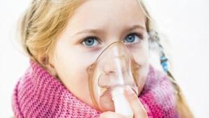 เครื่องพ่นยาและเครื่องพ่นยาสำหรับเด็กที่มีอาการไอและจมูกอักเสบ