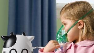 เครื่องอัดยาสูดพ่นสำหรับเด็ก