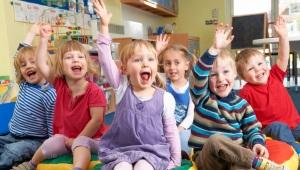 Adattamento e preparazione del bambino all'asilo