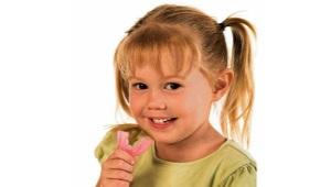 Fluorizzazione dei denti nei bambini